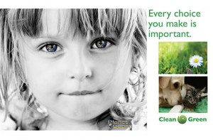 Enviromentally Safe and Green as can be Carpet Cleaning