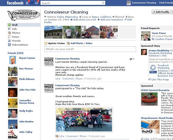 Join Our Facebook Fan Page The Connoisseur Carpet