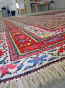 How to Keep Your Hand Tied Rug Looking Great for Years to Come