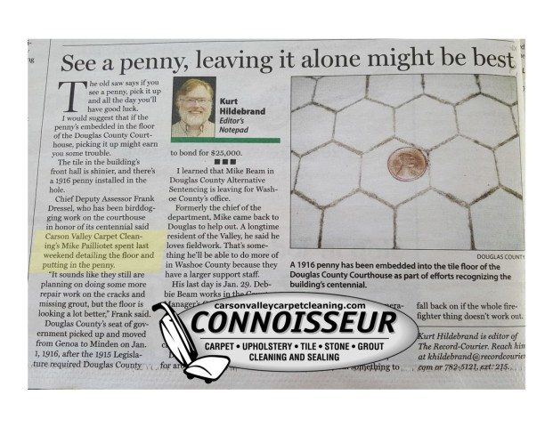 penny article