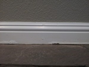 bubbling damaged baseboards mdf appleby cleaning