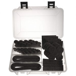 The ULTIMATE Felt pad to protect your wood, stone or vinyl floors from furniture scratches