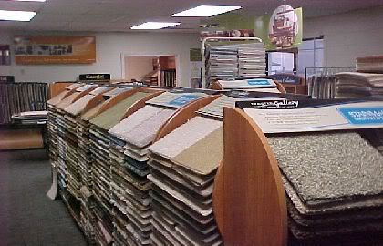 Some advice for picking out new wall to wall carpet.