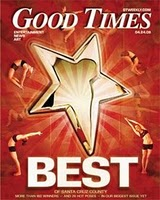 Good Times readers choose us as best carpet cleaner in Santa Cruz, again!!