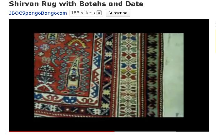 Are you interested in hand made rugs as an art form?