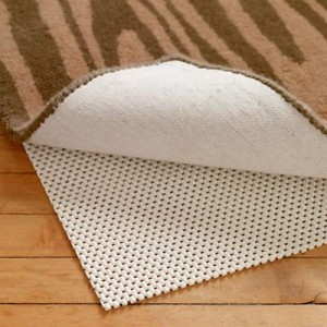 Some advice on area rug pads