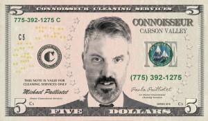 $5 biz card front